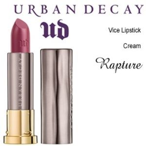 Urban Decay Cosmetics Vice Lipstick shade Rapture